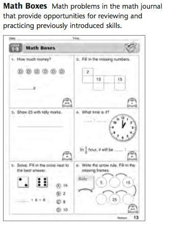 Everyday Mathematics Volume 1 Teacher's Lesson Guide Grade 5